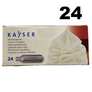 24 Cream Chargers
