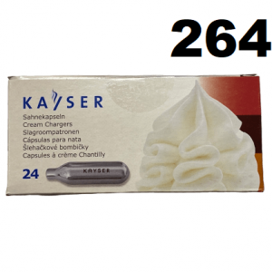 264 Cream Chargers