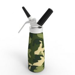 500ML Camo Print Green cream Whipper