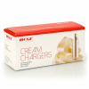 Mosa Cream chargers in a box of 50